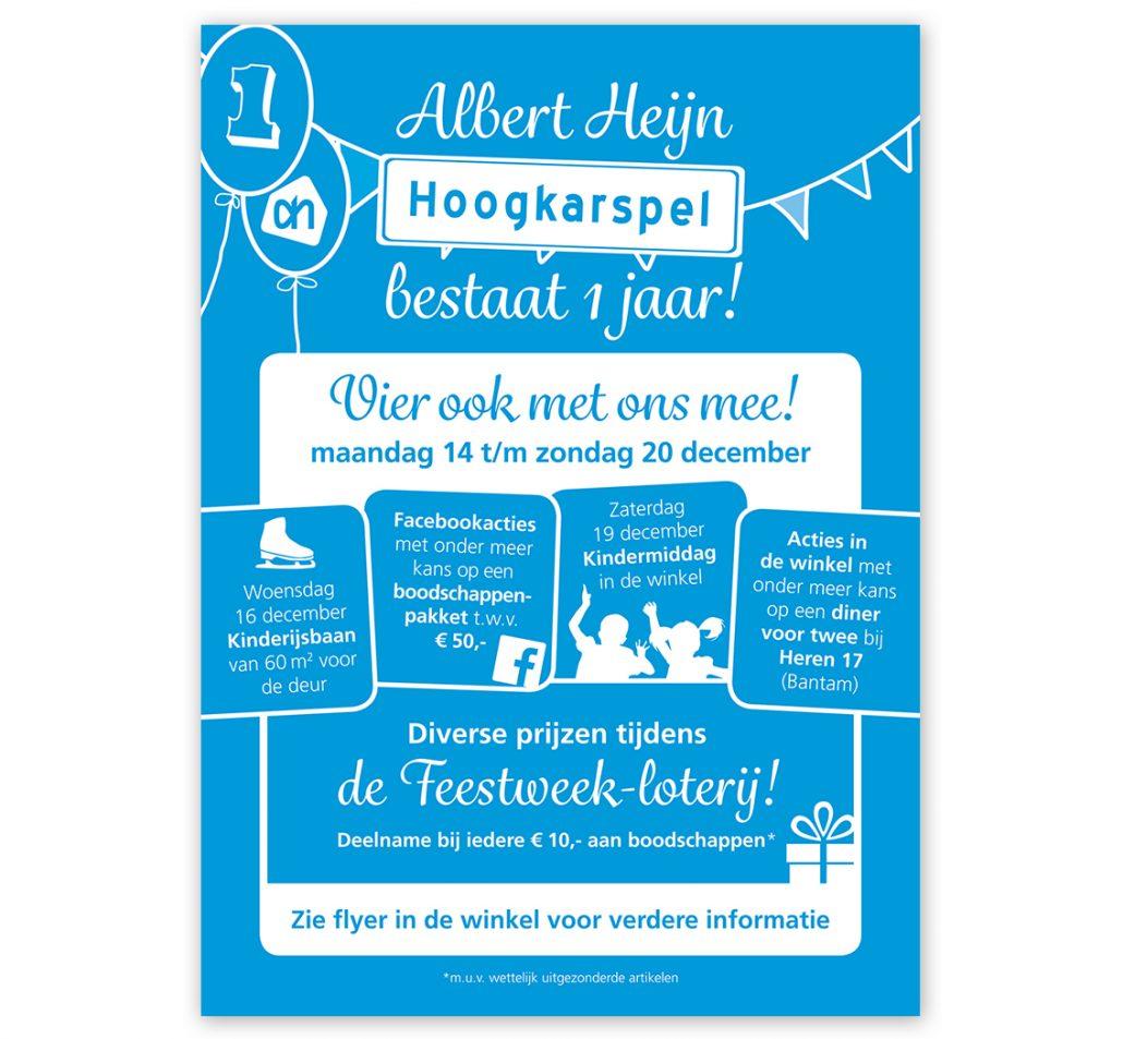 Lisbeth van Lintel AH poster