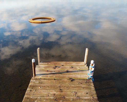 Lisbeth van Lintel golden lake