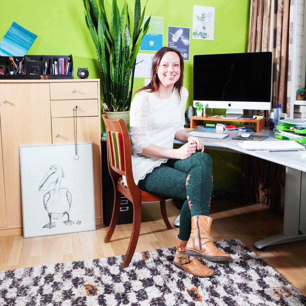Lisbeth van Lintel portret