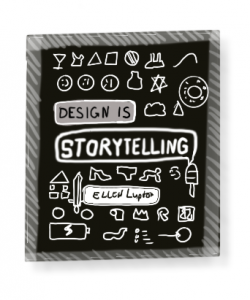 cover Design is storytelling