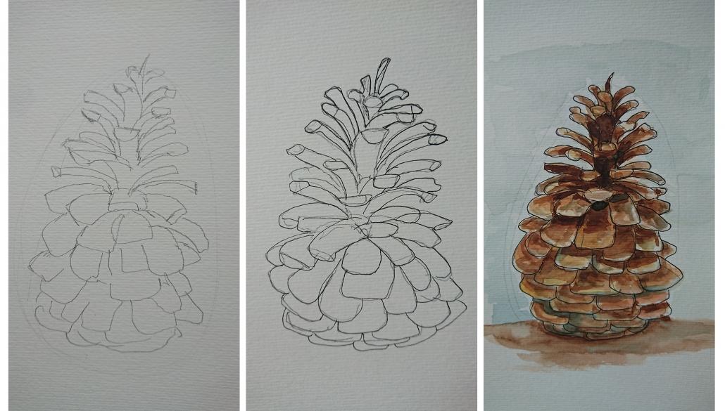 Lisbeth van Lintel tekenles