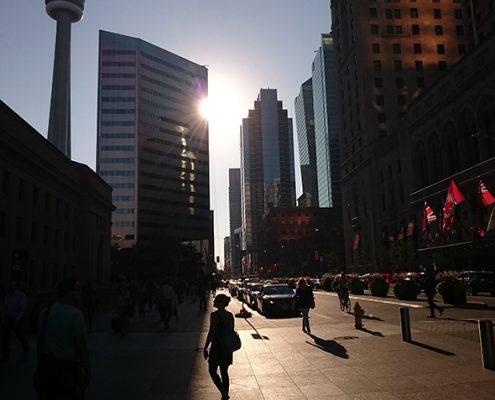 Lisbeth van Lintel foto Toronto