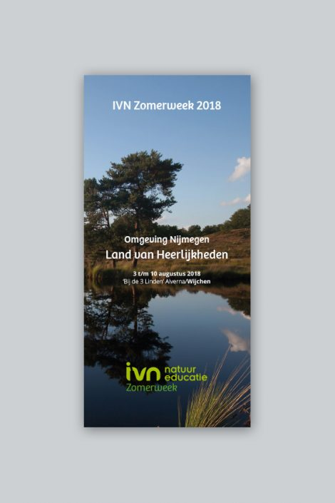 Lisbeth van Lintel zomerweek folder cover1