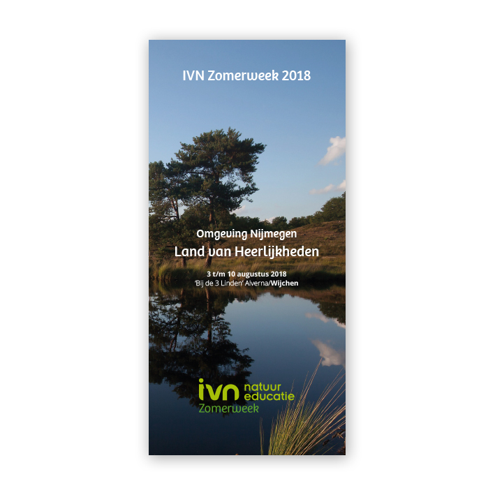 Lisbeth van Lintel zomerweek folder cover2